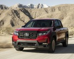 2021 Honda Ridgeline Sport with HPD Package Front Wallpapers 150x120 (2)