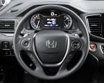 2021 Honda Ridgeline Sport with HPD Package Interior Steering Wheel Wallpapers 150x120 (29)