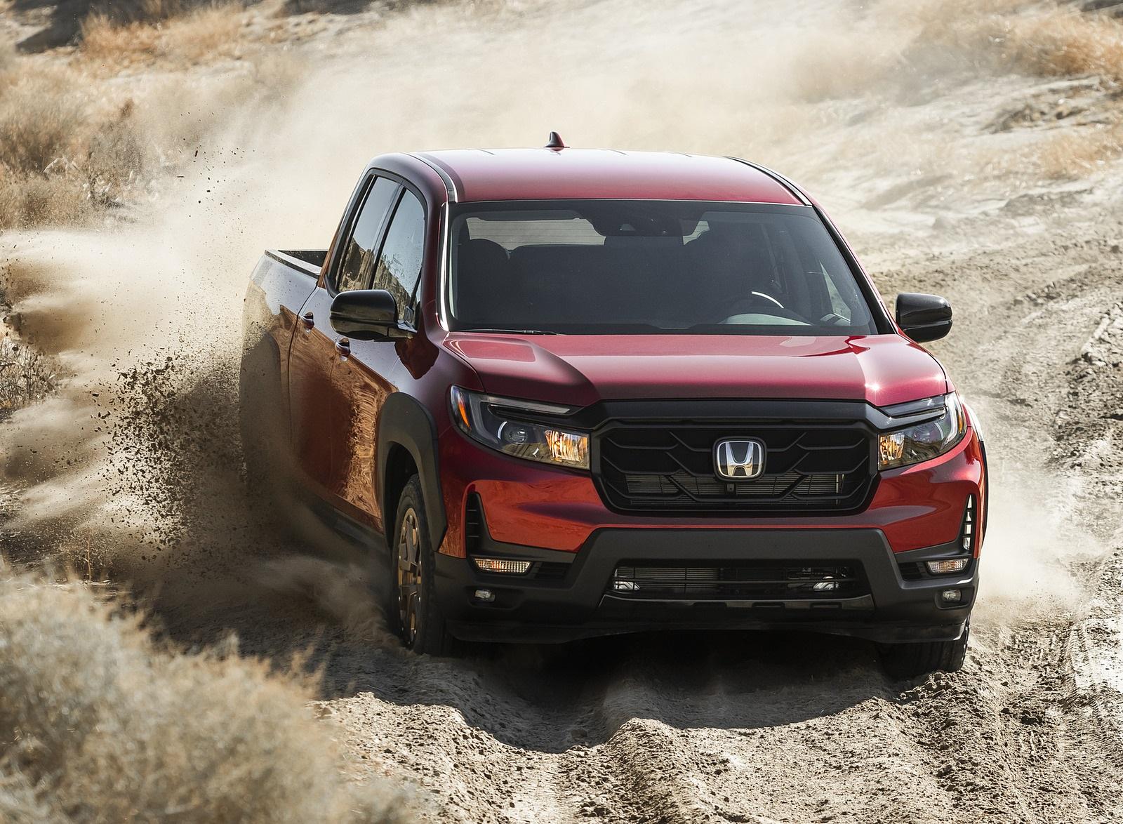 2021 Honda Ridgeline Sport with HPD Package Off-Road Wallpapers (9)