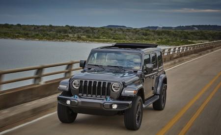 2021 Jeep Wrangler High Altitude 4xe Wallpapers HD