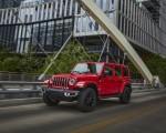 2021 Jeep Wrangler Sahara 4xe Wallpapers HD