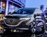 2021 Mercedes-Benz EQT Concept Front Wallpapers 150x120 (5)