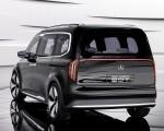 2021 Mercedes-Benz EQT Concept Rear Three-Quarter Wallpapers 150x120 (14)
