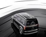 2021 Mercedes-Benz EQT Concept Rear Three-Quarter Wallpapers  150x120 (15)