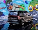 2021 Mercedes-Benz EQT Concept Rear Three-Quarter Wallpapers 150x120 (6)