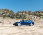 2022 Porsche Taycan Turbo Cross Turismo (Color: Gentian Blue) Front Three-Quarter Wallpapers 150x120 (31)