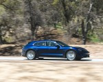 2022 Porsche Taycan Turbo Cross Turismo (Color: Gentian Blue) Front Three-Quarter Wallpapers 150x120 (32)
