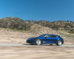 2022 Porsche Taycan Turbo Cross Turismo (Color: Gentian Blue) Front Three-Quarter Wallpapers 150x120 (33)