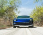 2022 Porsche Taycan Turbo Cross Turismo (Color: Gentian Blue) Front Wallpapers 150x120 (14)