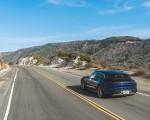 2022 Porsche Taycan Turbo Cross Turismo (Color: Gentian Blue) Rear Three-Quarter Wallpapers 150x120 (16)
