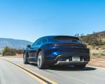 2022 Porsche Taycan Turbo Cross Turismo (Color: Gentian Blue) Rear Three-Quarter Wallpapers 150x120 (8)