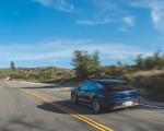 2022 Porsche Taycan Turbo Cross Turismo (Color: Gentian Blue) Rear Three-Quarter Wallpapers 150x120 (19)