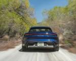 2022 Porsche Taycan Turbo Cross Turismo (Color: Gentian Blue) Rear Wallpapers 150x120 (28)