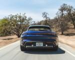 2022 Porsche Taycan Turbo Cross Turismo (Color: Gentian Blue) Rear Wallpapers 150x120 (12)