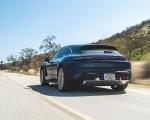2022 Porsche Taycan Turbo Cross Turismo (Color: Gentian Blue) Rear Wallpapers 150x120 (29)