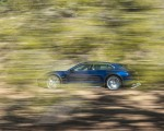 2022 Porsche Taycan Turbo Cross Turismo (Color: Gentian Blue) Side Wallpapers 150x120 (42)