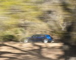 2022 Porsche Taycan Turbo Cross Turismo (Color: Gentian Blue) Side Wallpapers 150x120 (43)