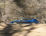 2022 Porsche Taycan Turbo Cross Turismo (Color: Gentian Blue) Side Wallpapers  150x120 (44)