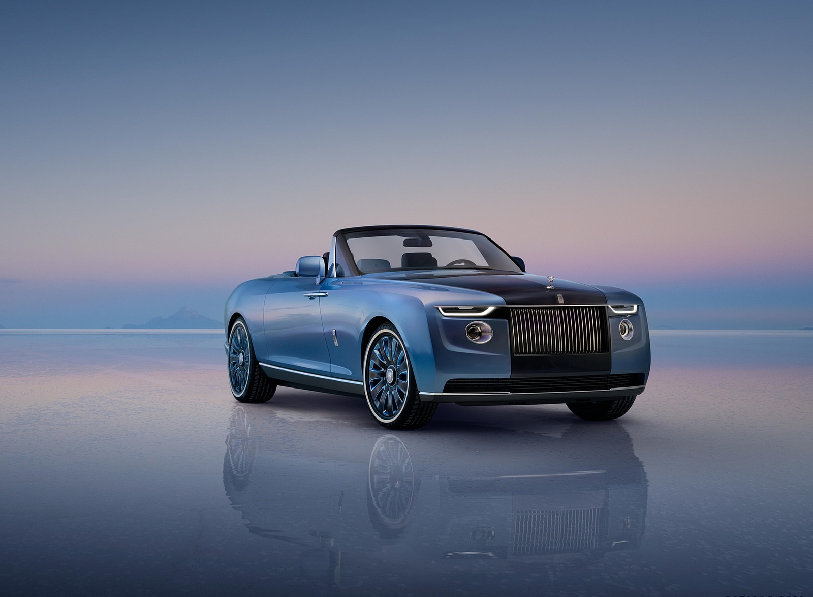 2021 Rolls-Royce Boat Tail Front Three-Quarter Wallpapers (6)