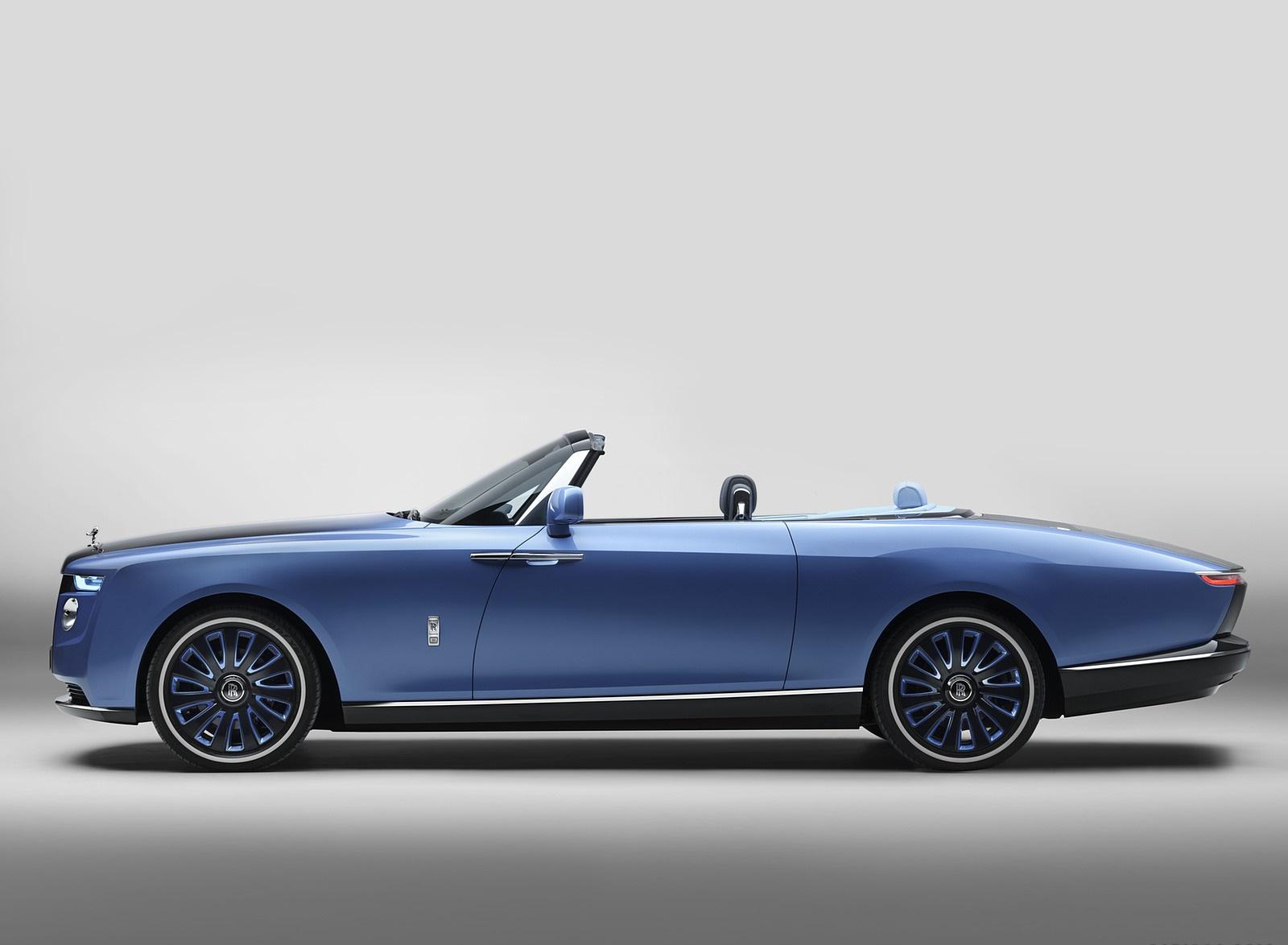 2021 Rolls-Royce Boat Tail Side Wallpapers (9)