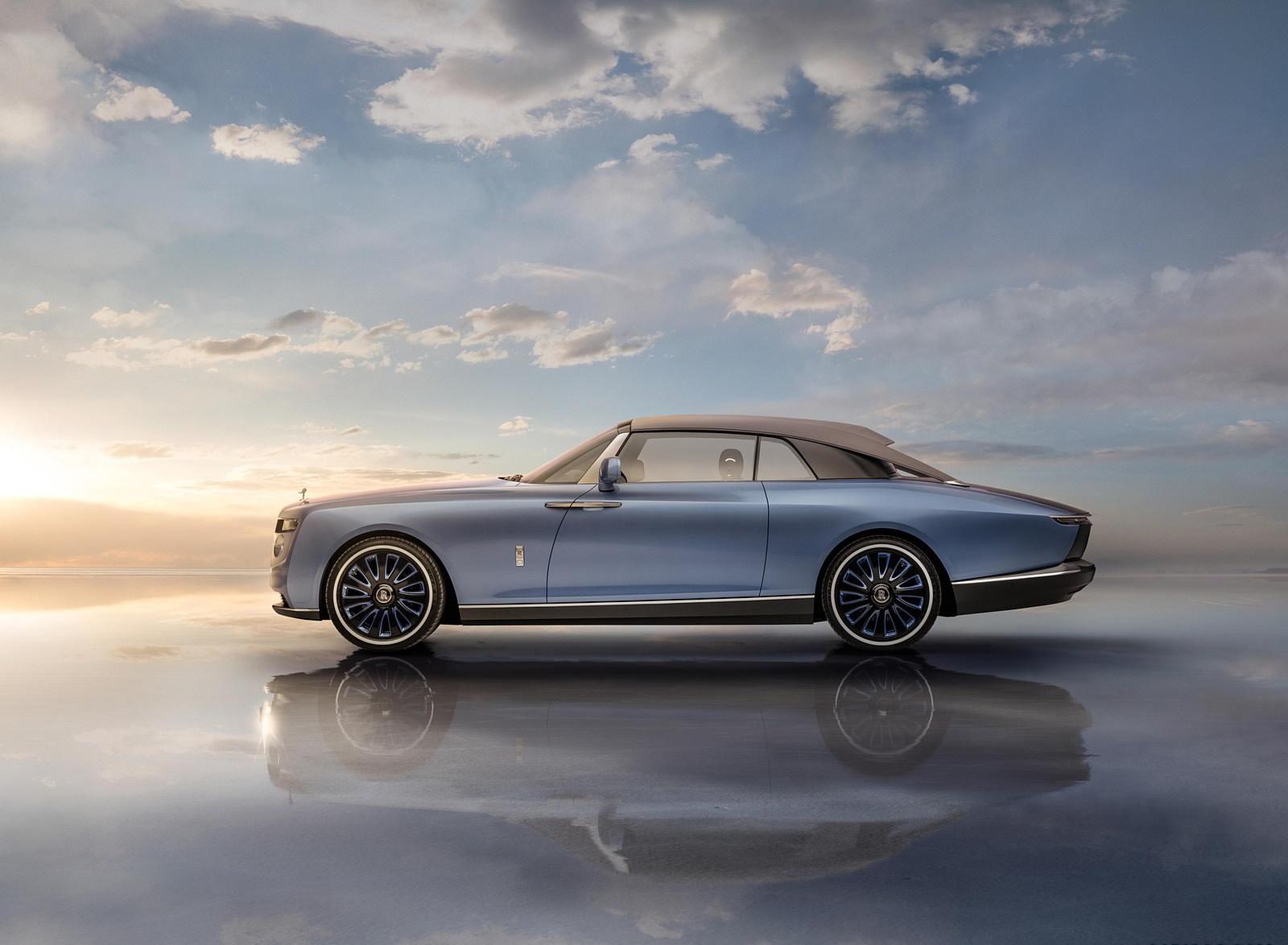 2021 Rolls-Royce Boat Tail Side Wallpapers (7)
