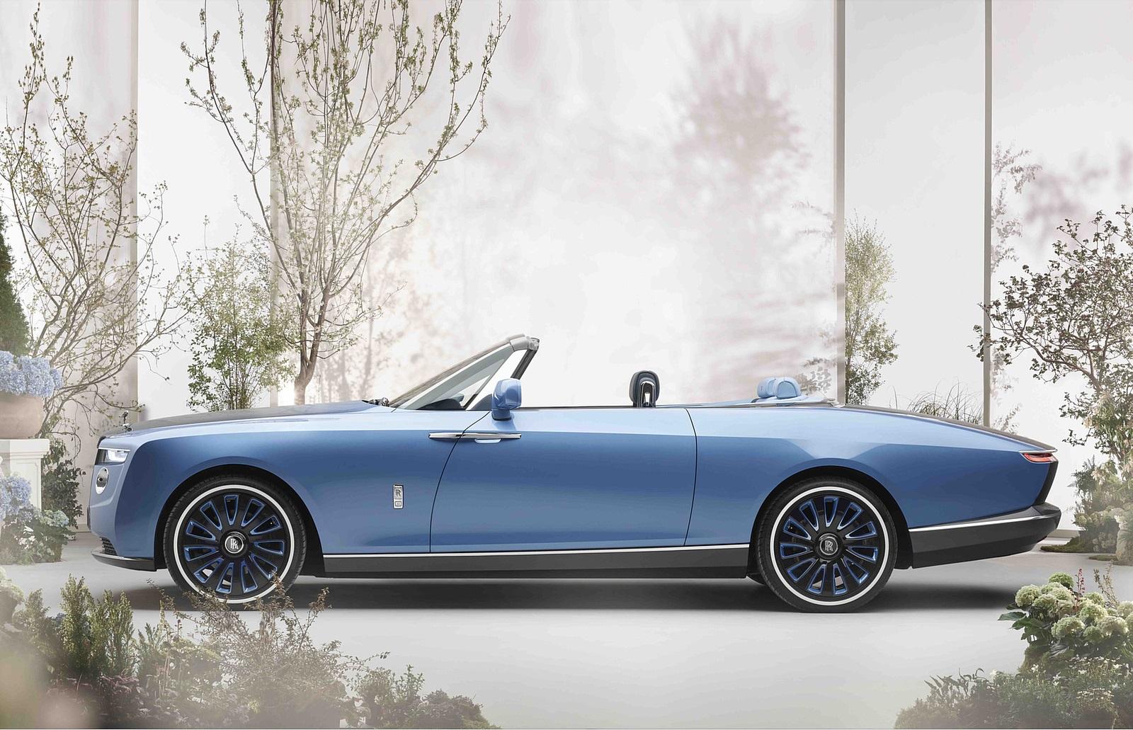 2021 Rolls-Royce Boat Tail Side Wallpapers (5)