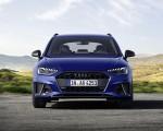 2022 Audi A4 Avant S Line Competition Plus (Color: Navarra Blue Metallic) Front Wallpapers 150x120 (10)