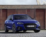 2022 Audi A4 Avant S Line Competition Plus (Color: Navarra Blue Metallic) Front Wallpapers 150x120 (8)