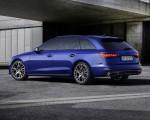 2022 Audi A4 Avant S Line Competition Plus (Color: Navarra Blue Metallic) Rear Three-Quarter Wallpapers 150x120 (9)