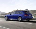2022 Audi A4 Avant S Line Competition Plus (Color: Navarra Blue Metallic) Rear Three-Quarter Wallpapers  150x120 (2)