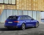 2022 Audi A4 Avant S Line Competition Plus (Color: Navarra Blue Metallic) Rear Three-Quarter Wallpapers 150x120 (6)