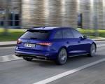 2022 Audi A4 Avant S Line Competition Plus (Color: Navarra Blue Metallic) Rear Three-Quarter Wallpapers 150x120 (4)