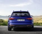 2022 Audi A4 Avant S Line Competition Plus (Color: Navarra Blue Metallic) Rear Wallpapers 150x120 (11)
