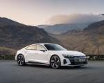 2022 Audi e-tron GT (UK-Spec) Front Three-Quarter Wallpapers 150x120 (13)