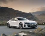 2022 Audi e-tron GT (UK-Spec) Front Three-Quarter Wallpapers  150x120 (12)