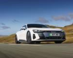 2022 Audi e-tron GT (UK-Spec) Front Three-Quarter Wallpapers  150x120 (6)
