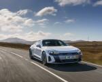 2022 Audi e-tron GT (UK-Spec) Front Three-Quarter Wallpapers 150x120 (7)