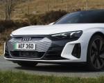 2022 Audi e-tron GT (UK-Spec) Front Wallpapers 150x120 (18)