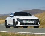 2022 Audi e-tron GT (UK-Spec) Front Wallpapers  150x120 (8)