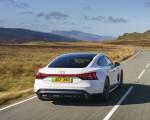 2022 Audi e-tron GT (UK-Spec) Rear Wallpapers  150x120 (2)