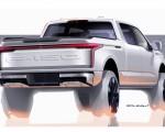 2022 Ford F-150 Lightning Design Sketch Wallpapers  150x120 (25)