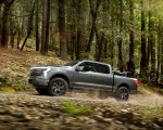 2022 Ford F-150 Lightning Lariat Side Wallpapers 150x120 (6)