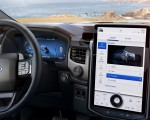 2022 Ford F-150 Lightning Platinum Central Console Wallpapers 150x120 (20)