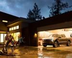 2022 Ford F-150 Lightning Platinum Front Three-Quarter Wallpapers 150x120 (13)