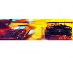 2022 Lamborghini Huracán Super Trofeo EVO2 Design Sketch Wallpapers 150x120 (18)