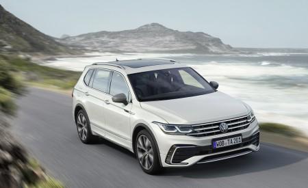 2022 Volkswagen Tiguan Allspace Wallpapers HD