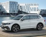 2022 Volkswagen Tiguan Allspace Front Three-Quarter Wallpapers 150x120 (7)