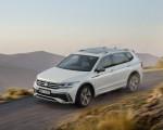 2022 Volkswagen Tiguan Allspace Front Three-Quarter Wallpapers 150x120 (2)