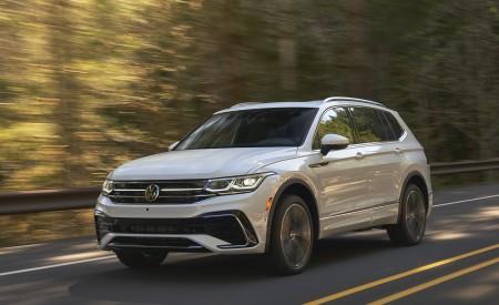 2022 Volkswagen Tiguan Wallpapers HD