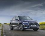 2021 Audi Q5 Sportback (UK-Spec) Front Three-Quarter Wallpapers 150x120 (30)